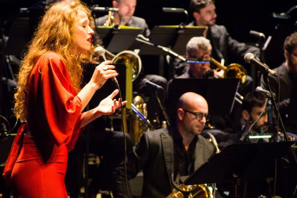 DREAM BIG BAND AMB GEMMA ABRIÉ